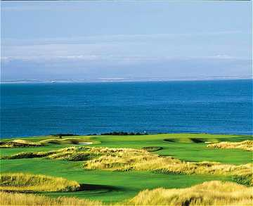 The Kittocks Course at Fairmont St. Andrews