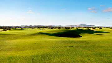 A view from Strathtyrum Course at St. Andrews Links