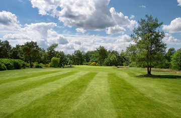 Ladybank Golf Club: 7th hole