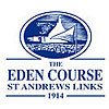 St. Andrews Links - Eden Course Logo