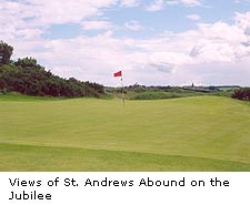 The Jubilee Course - Green View